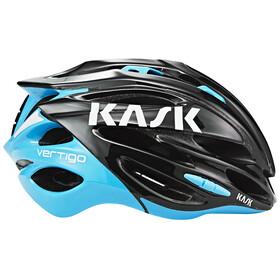 Kask Vertigo 2.0 Helm schwarz/hellblau